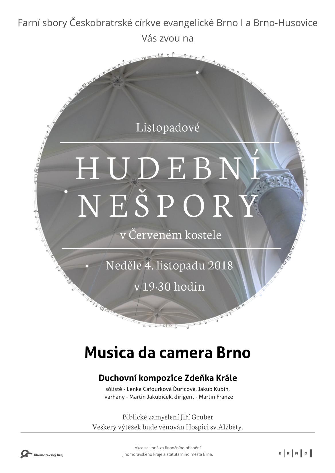 MdcB | Martin Franze | Koncert | Brno | 4.11.2018